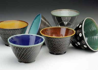 James Guggina Ice cream bowls