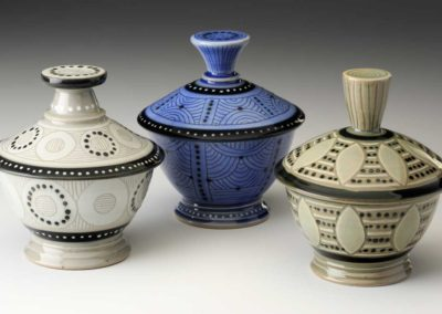 James Guggina Salt Jars