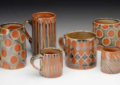Shino mugs