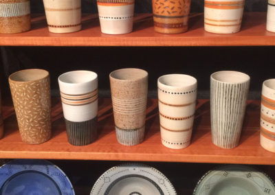 Tumblers and Bowls